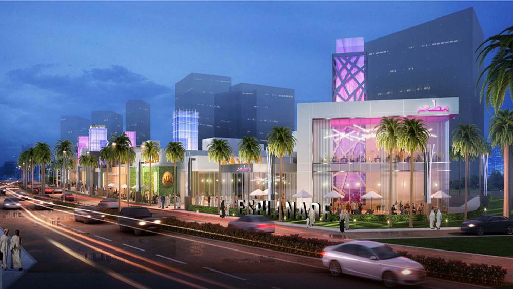 "Shopping Mall ""The Esplanade"", Al Barsha 1st,Dubai"