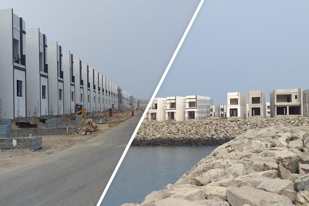 300 Nos Private Villa @ Sharm ,Fujairah, Uae