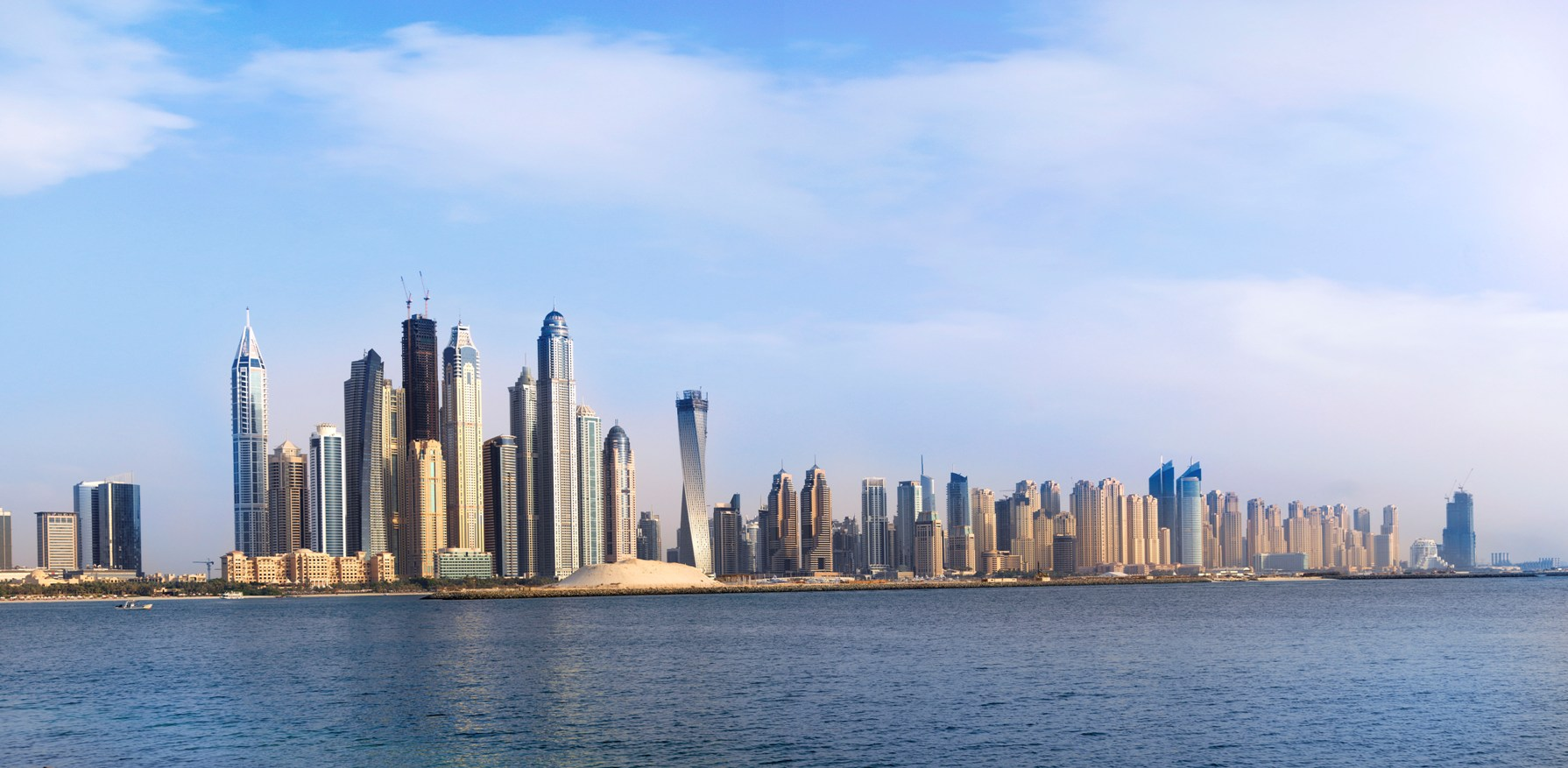 Dubai-Marina-Skyline